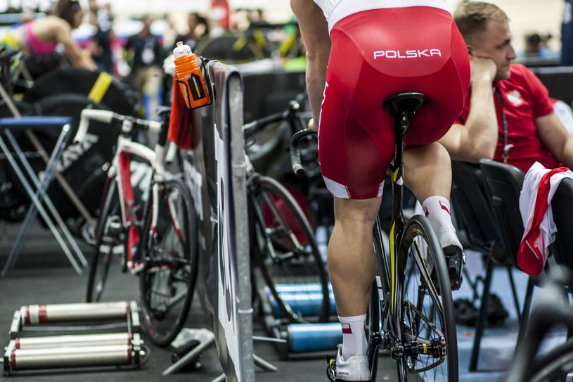 Zdjęcie z toru kolarskiego w Pruszkowie /Polska Press /East News