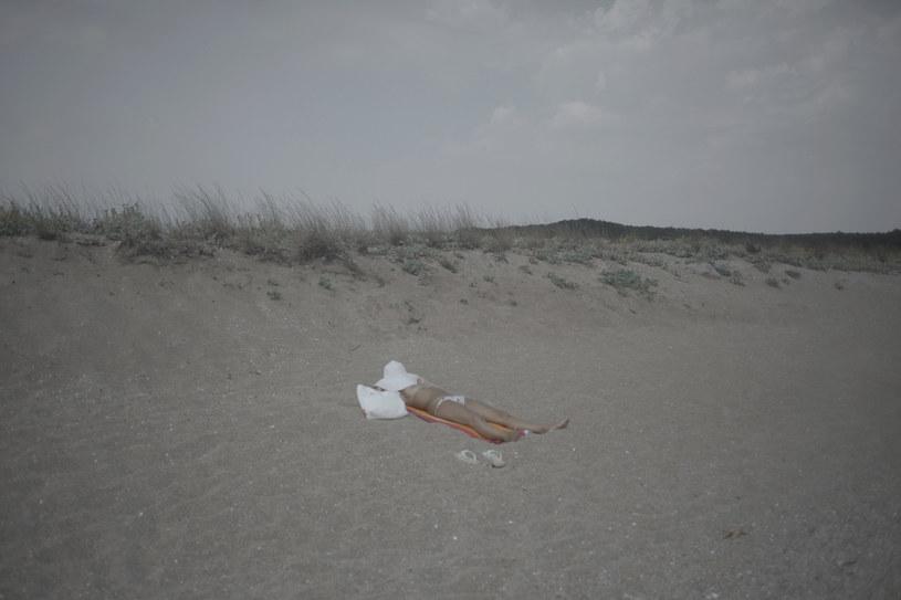 """Zdjęcie z wystawy """"Zapomniałam gdzie to było""""  /Yulka Wilam"""