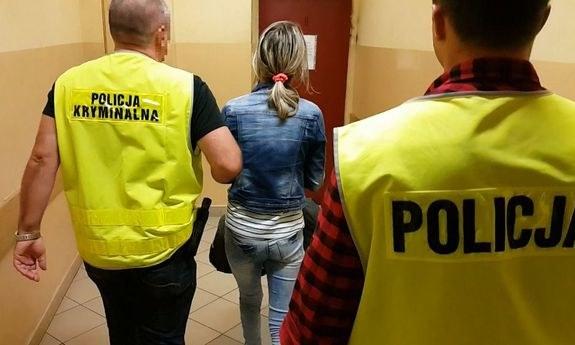 Zdjęcie z zatrzymania /Policja