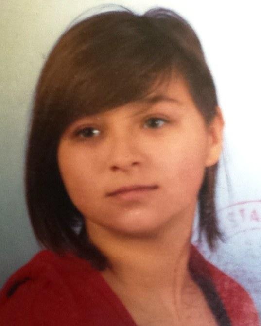 Zdjęcie zaginionej 14-latki publikuje policja /RMF/Policja