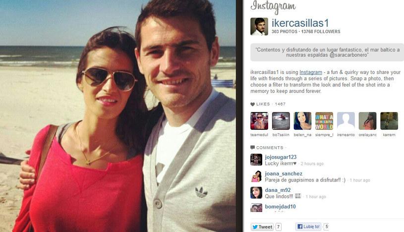 Zdjęcie zostało opublikowane w serwisie Instagram 20 czerwca / screen: Instagr.am