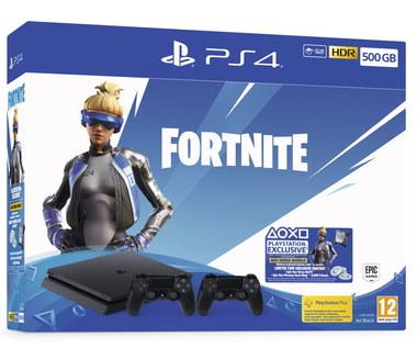 Zdobądź nową zawartość do Fortnite dzięki zestawom PlayStation