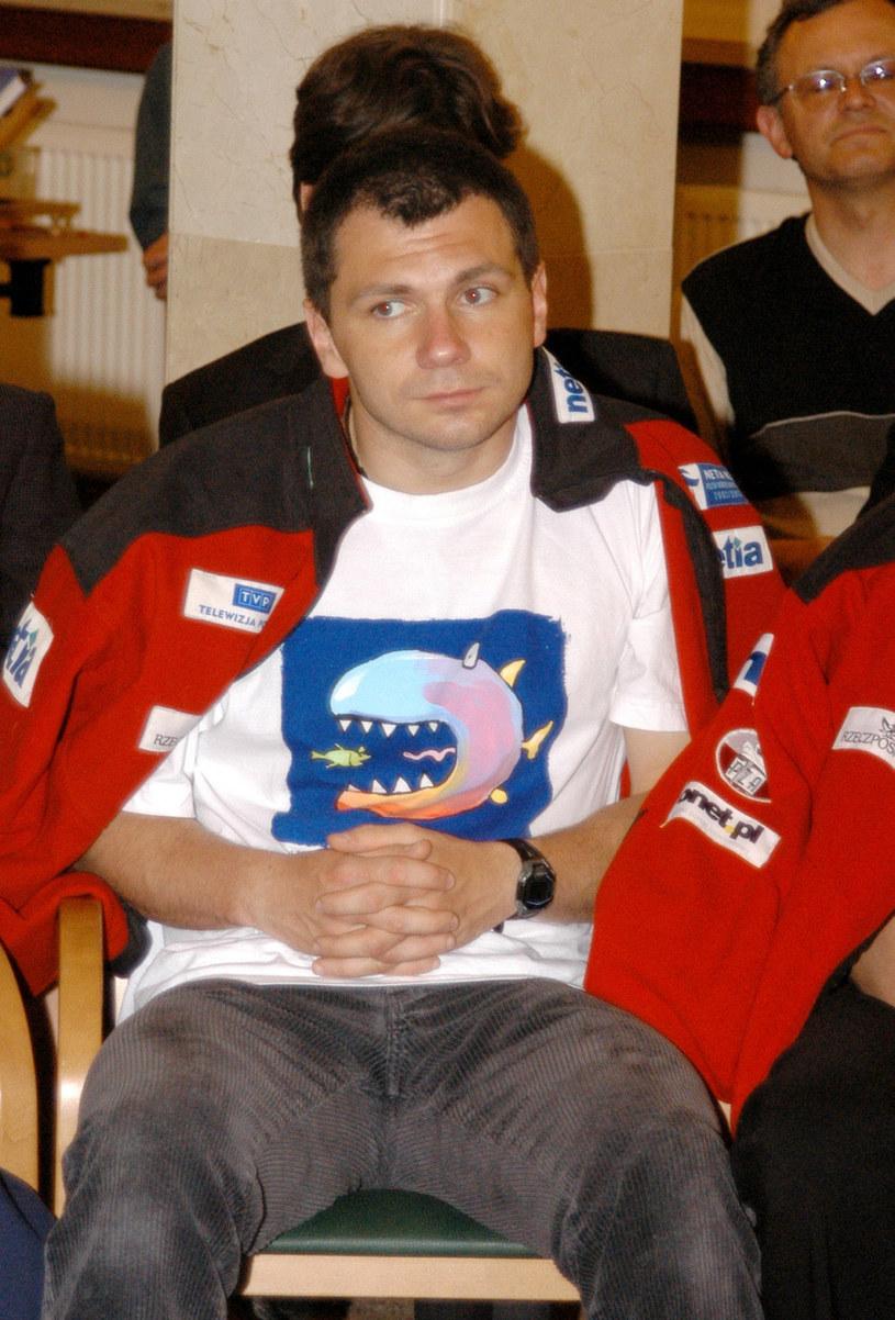 Zdobywca Sziszapangma zimą Piotr Morawski /Tricolors /East News