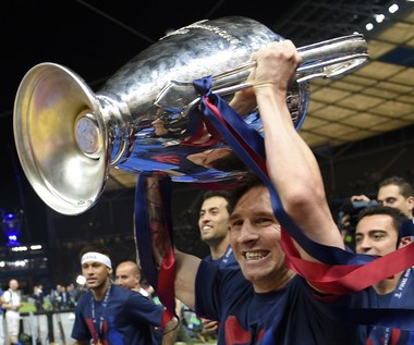 Zdobywcy Pucharu Europy, Barcelona wygrała po raz piąty