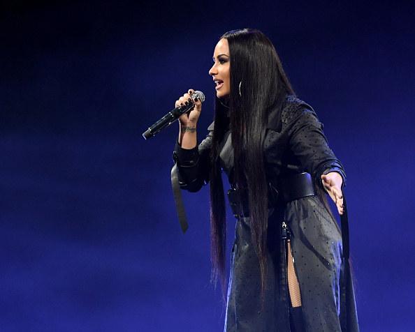 Zdolności wokalne Demi Lovato są doceniane przez artystów na całym świecie /Kevin Winter /Getty Images
