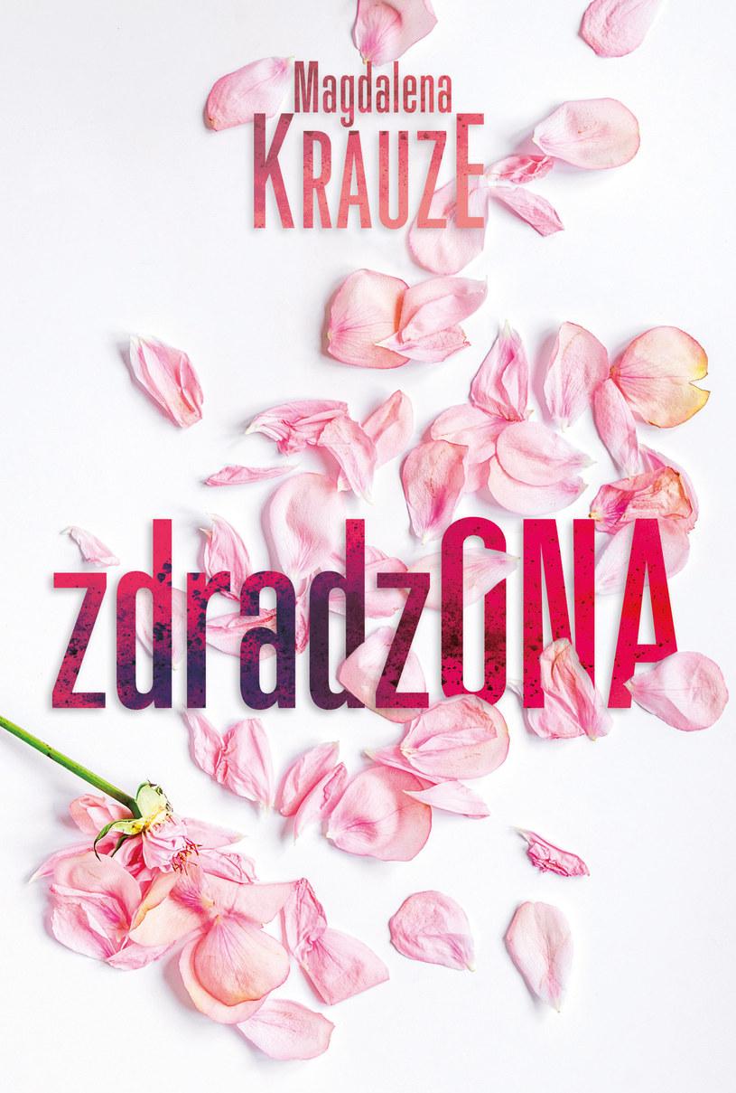 Zdradzona, Magdalena Krauze /materiały prasowe