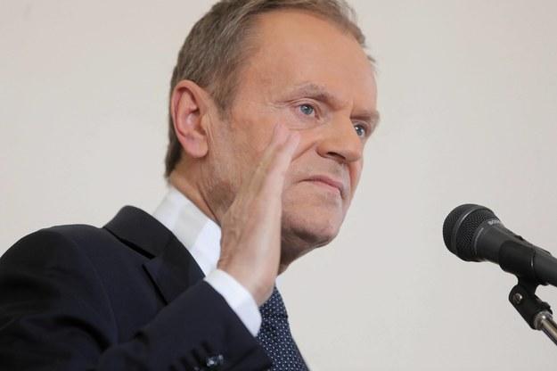 Zdrojewski: Na tak twardą kampanię wyborczą Tusk byłby kandydatem znakomitym / Artur Reszko    /PAP