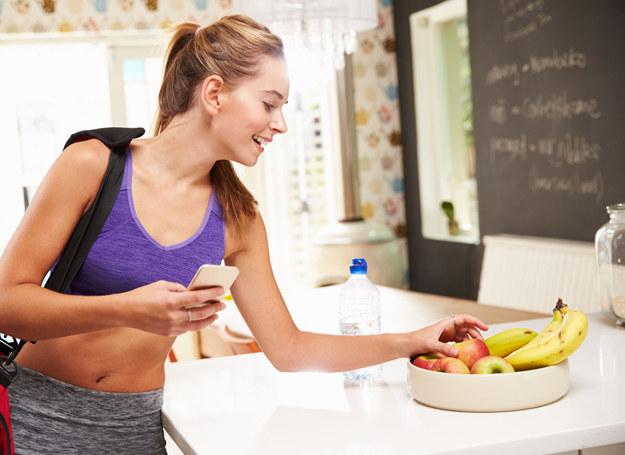 Zdrowa dieta i aktywność fizyczna to część programu /123RF/PICSEL