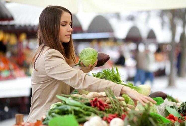 Zdrowa dieta lista zakupów /© Photogenica