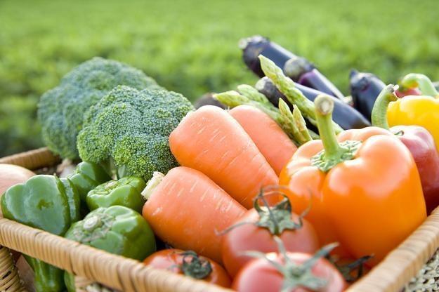 Zdrowa żywność staje się coraz popularniejsza /© Panthermedia