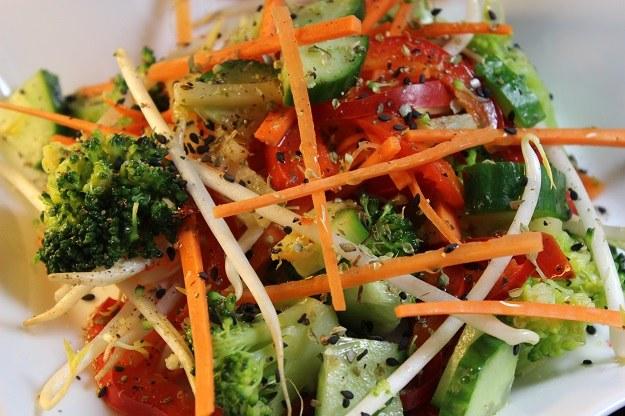 Zdrowa żywność /materiały promocyjne