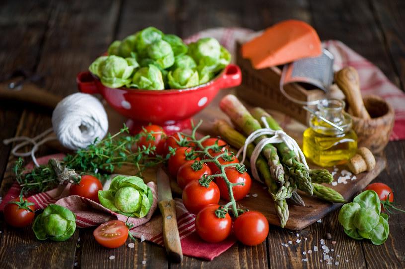 zdrowa zywność /© Photogenica