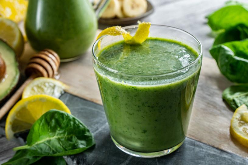 Zdrowe koktajle są podstawią diety 15-dniowej /123RF/PICSEL