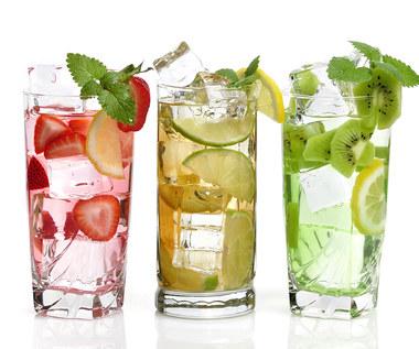 Zdrowe napoje energetyzujące