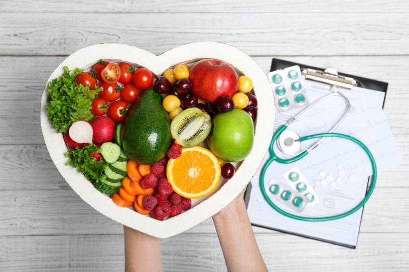 Zdrowe odżywianie /©123RF/PICSEL