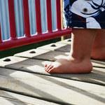 Zdrowe stópki twojego malucha
