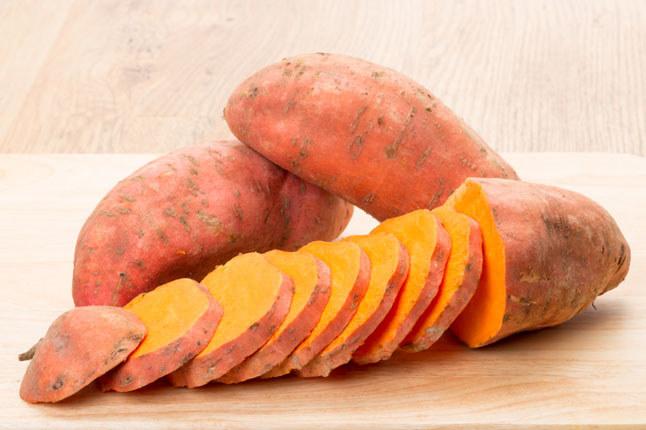 zdrowie słodkie ziemniaki /© Photogenica