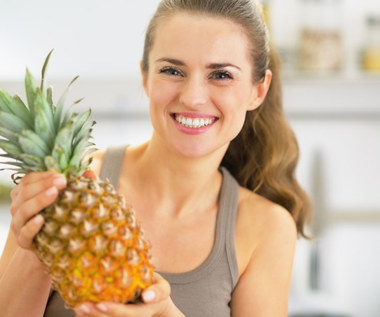 Zdrowotne właściwości ananasa