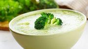 Zdrowy brokuł