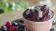 Zdrowy krem czekoladowy w 1 minutę
