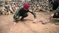 Zdumiewający trening amerykańskich żołnierzy