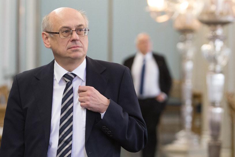 Zdzisław Krasnodębski / Krystian Maj /Agencja FORUM