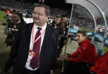 Zdzisław Kręcina /Agencja Przegląd Sportowy