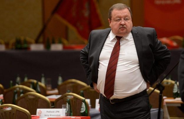 Zdzisław Kręcina /Bartłomiej Zborowski /PAP