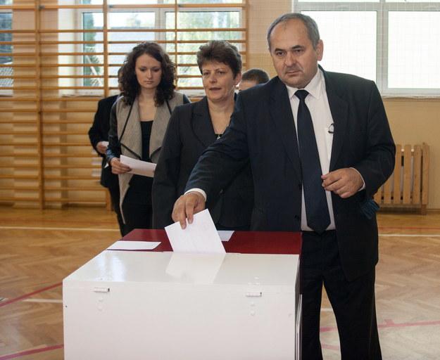 Zdzisław Pupa z PiS wygrał wybory uzupełniające do Senatu