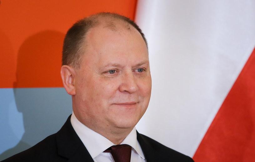 Zdzisław Sipiera /Paweł Supernak /PAP