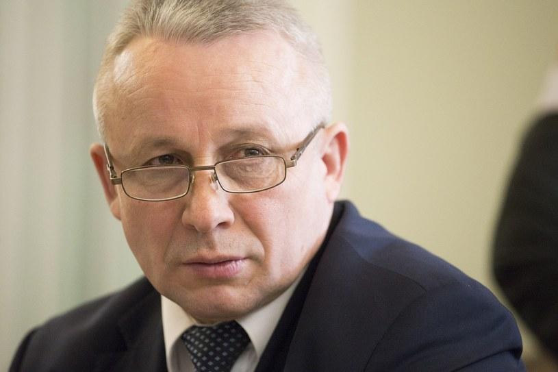 Zdzisław Sokal, prezes Bankowego Funduszu Gwarancyjnego /Maciej Luczniewski/REPORTER /Agencja SE/East News