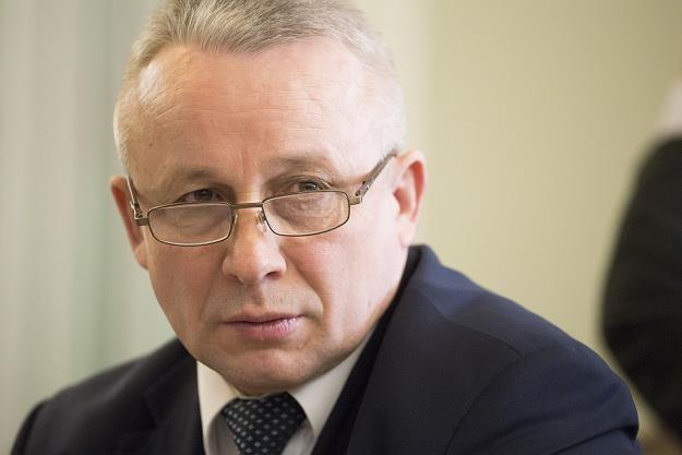 Zdzislaw Sokal, prezes BFG. Fot. Maciej Łuczniewski /Reporter