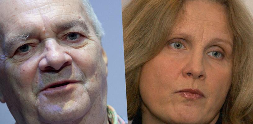 Zdzisław Wardejn i Magda Umer /Tricolors /East News