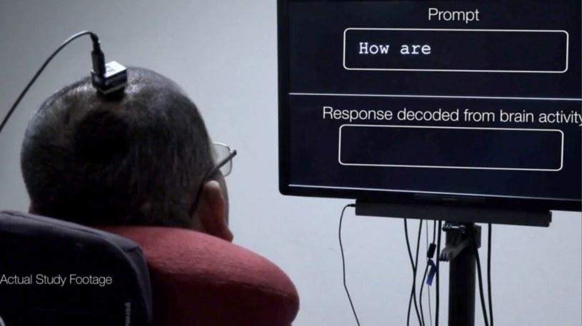 Ze sparaliżowanymi osobami można się komunikować w nowym sposób /materiały prasowe