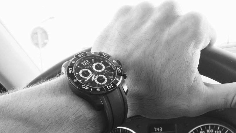 Ze sportowego zegarka dowiesz się nie tylko tego która godzina /materiały prasowe
