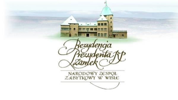 Ze strony internetowej rezydencji prezydenta w Wiśle www.zamek.wisla.pl /