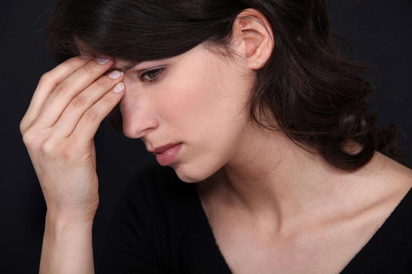 Ze wyczerpaniem musisz walczyć. Długotrwały stan zmęczenia wpływa na funkcjonowanie organów wewnętrznych /123RF/PICSEL