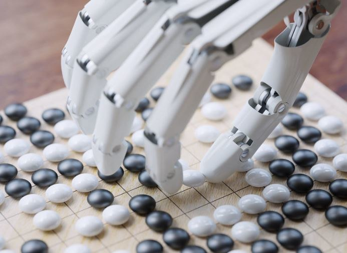 ZEA chcą być opierać swój rozwój na sztucznej inteligencji /123RF/PICSEL
