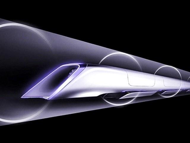 ZEA są kolejnym krajem, który chce uruchomić u siebie kolej Hyperloop /materiały prasowe