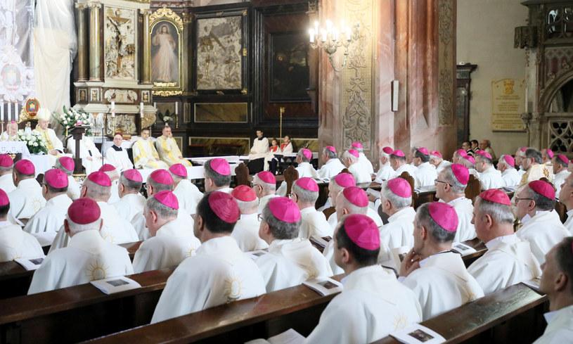 Zebranie Plenarne Konferencji Episkopatu Polski, zdjęcie archiwalne /Piotr Molecki /East News