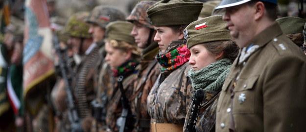 """Żebrowski: Pojęcie """"Żołnierze Wyklęci"""" nie jest sztuczne. Pochodzi z listu do żony zamordowanego"""