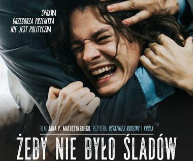 """""""Żeby nie było śladów"""": Tomasz Ziętek na plakacie filmu Jana P. Matuszyńskiego"""