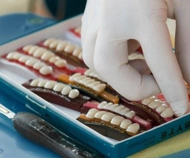 Zęby prosto z drukarki