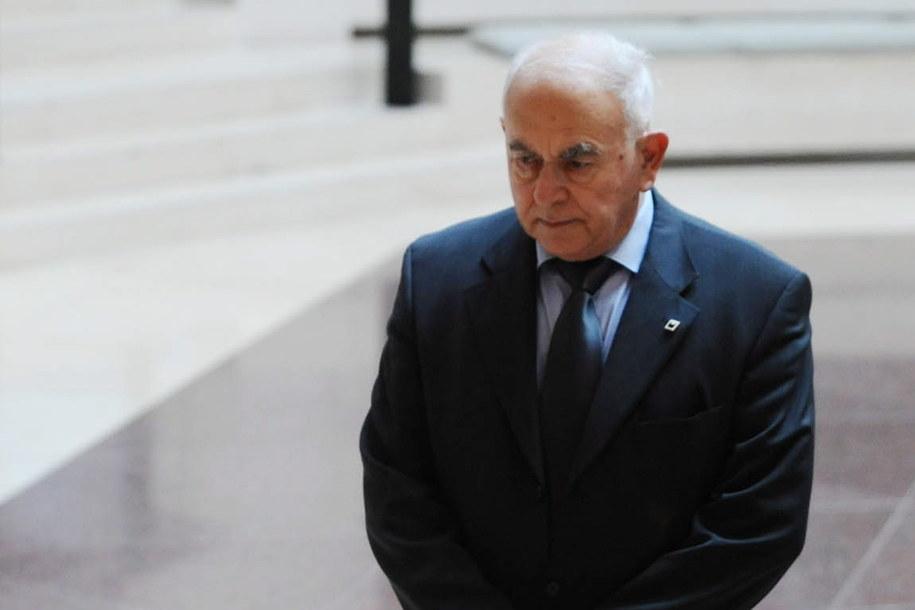 Zeev Baran, konsul honorowy RP w Jerozolimie. /Jacek Turczyk /PAP