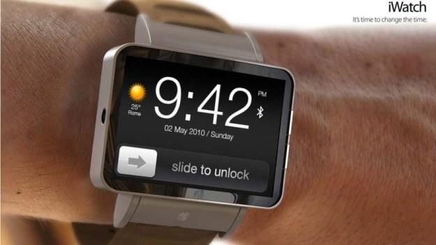 Zegarek Apple faktycznie powstanie? (Fot. Mashable) /materiały prasowe