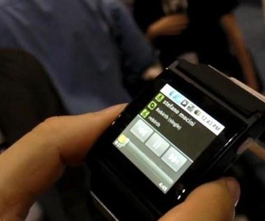 Zegarek dla fanów Androida