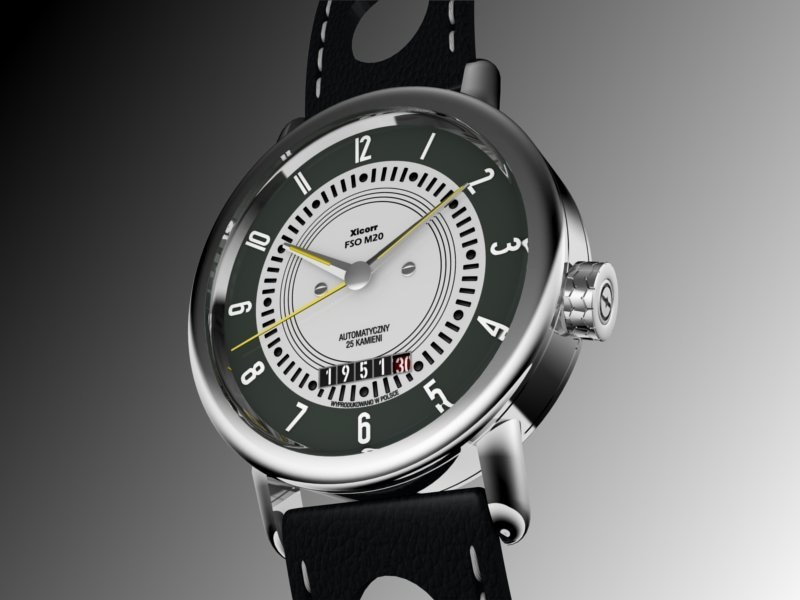 Randki zegarki obywatelskie
