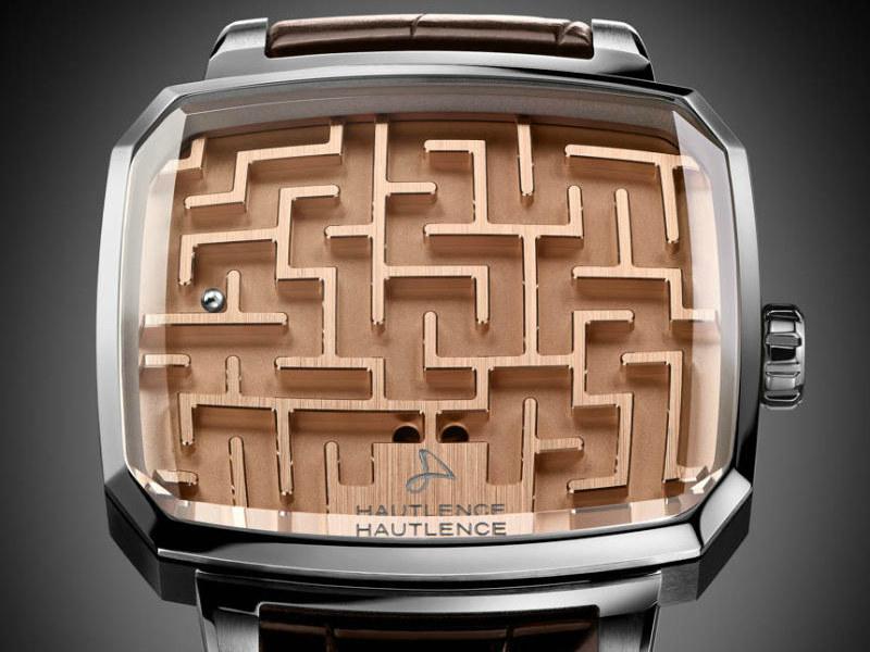"""""""Zegarek"""" od Hautlence /materiały prasowe"""