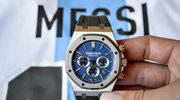 Zegarek projektu Messiego sprzedany za 65,5 tys. euro