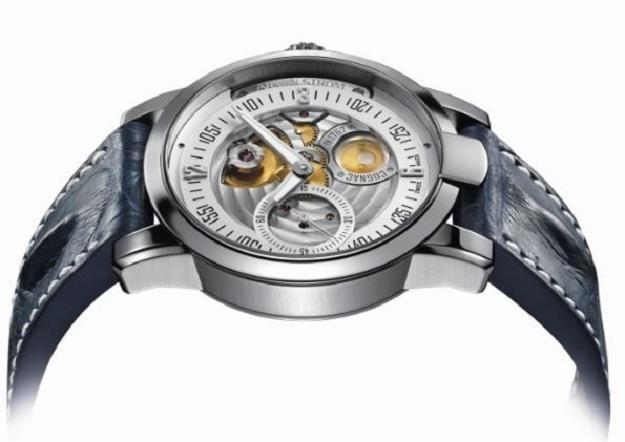 Zegarek z kroplą najstarszego koniaku na świecie /Wealth Solutions